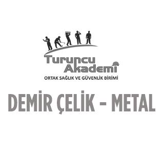DEMİR ÇELİK - METAL SANAYİ